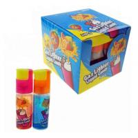 China Bird Shape Sweet Spray Candy Fruit Flavored 100% Safe Hygiene Plastic Material on sale