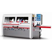 Buy cheap 380v / Customize Timber Moulding Machine , Heavier Type Four Side Planer Machine from wholesalers