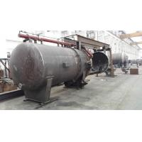 Buy cheap High Performance Horizontal Pressure Leaf Filter With Big Filtration Surface product