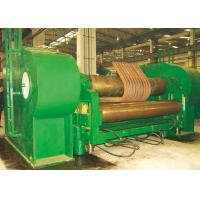Buy cheap 30KW Horizontal Panel Bending Machine with Angle 0-145°YPW2500 product