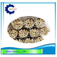 Buy cheap Multi Hole EDM Brass Tube Electrode Pipe 2.0x400mm For EDM Drilling Machine product