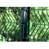 Buy cheap PVC Coated Welded Wire Mesh Panels For Area Protection , Eco Friendly product