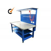 Buy cheap Transmission Components Stainless Steel Working Bench Equipment product