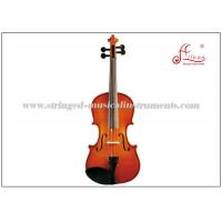"Buy cheap Solid Spruce Acoustic Student Viola Music Instrument 15"" - 16.5"" Size Reddish Brown Color product"