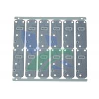 Quality ROHS Double Sided PCB Panel Size With HASL-LF Finished Surface for sale