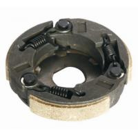 Buy cheap Aluminum Motorcycle Clutch Plate , Wearable Motorbike Clutch Shoe For BWS100 Parts from wholesalers