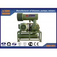 Buy cheap Pressure 10-50KPA Positive 3 Lobe Roots Blower with rotary speed 700-1500rpm product