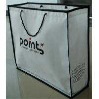 custom non woven tote shopping bag packaging with logo printing