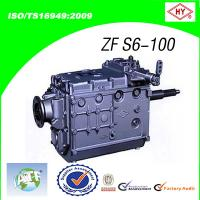 Buy cheap ZF Transmission S6-100 Manufacturer  For Bus product