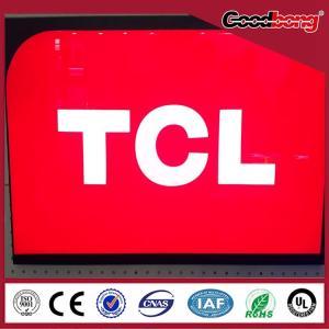 Buy cheap 3d led  vacuum forming acrylic  lighting advertising light box product