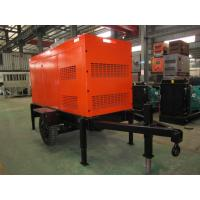 Buy cheap Automatic 100 KVA Mobile Diesel Generator Silent Type For Emergency And Standby product