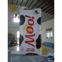 Buy cheap Weather Resistant Inflatable Product Replicas Milk Packaging OEM Service product