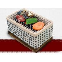 Buy cheap Newest mini Japanese Tabletop yakiniku oven ceramic bbq grill product