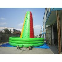 China commercial use inflatable water rock climbing wall   CFC-006 on sale