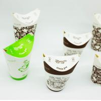Buy cheap Foldable Chicken Recyclable Paper Cups Box Disposable PBS Lamination Stable product