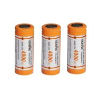 Buy cheap High power 3.7 Voltage Rechargeable Lithium Ion Battery with PCB product