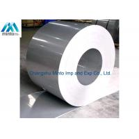 Buy cheap JIS G 3312 ASTM A755M Pre Painted Aluminium Coil 0.12mm - 1.50mm Thickness product