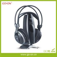 Buy cheap Wireless earphone and headphone for home use product