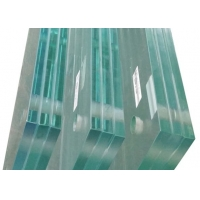 Buy cheap Custom Cut White Toughened Glass For Doors / White Tempered Glass product