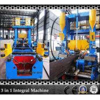 Buy cheap PHJ15 Combined H Beam Production Line 3 In 1 Assemblying SAW Welding Straighteni from wholesalers