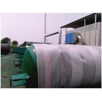 Buy cheap ASME Approved Natural Gas Storage Tank Separator Vessel High Temperature Resistant product