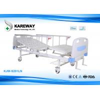 China Two Cranks Manual Care Bed KJW-S201LN wholesale