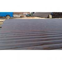 Buy cheap Hot-rolled seamless steel pipes, plain and beveled end design, varnish coating product