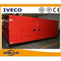 Buy cheap 350kva Low Fuel Consumption IVECO Diesel Generator FPT Generating 280kw product