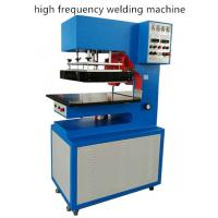 China High Frequency Welding Machine For Cleats / Flight/ conveyor belt with mould on sale