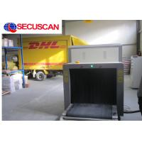 China 1.2Kw Security Checkpoint Baggage And Parcel Inspection System For Special Events Location wholesale