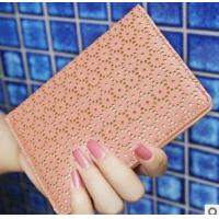 Buy cheap cute lady passport purse, card hold bag product