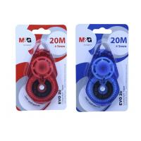 Buy cheap 20m Correction Tape could dry for immediately and provides excellent coverage product