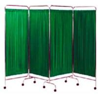 Buy cheap Color Optional Portable Stainless Steel Hospital Healthcare Privacy Screens (4 Panel) ALS-WS04 product