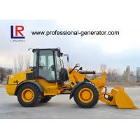 Buy cheap 92KW Heavy Construction Machinery , 2800kg Compact Wheel Loader with 1.5m³ bucket product
