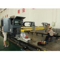 Buy cheap Automatic Hypertherm CNC Plasma Cutting Machine , Industrial CNC Plasma Cutter product