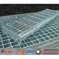 Stair Treads Grating, Steel Grating Stair Treads