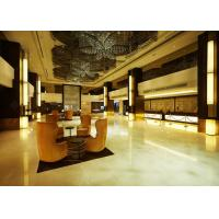 Quality Contemporary Modern Hotel Lobby Furniture With Sofa / Chair Veneer  Finish For Sale ...