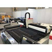 Buy cheap High Power Metal Pipe Laser Cutting Machine , 3KW Laser Tube Cutting Equipment product