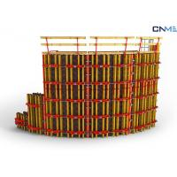 Buy cheap H20 Timber Beam Formwork with CB240 Bracket / Concrete Wall Formwork product
