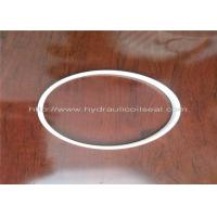 Buy cheap Standard Hydraulic Cylinder Seals Pure White Excavator Air Cylinder Seals product