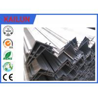 Buy cheap Aluminium Frame Profile with PVC Strip for Air Conditioning Accessory Unit Assembly product