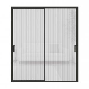 Buy cheap Minimalism Narrow Frame Aluminium Sliding Windows With Mesh product