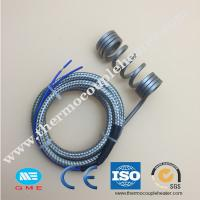 Buy cheap Hot Runner Coil Heaters And Cable Heaters With Thermocouple K / J For Injection Moulding product