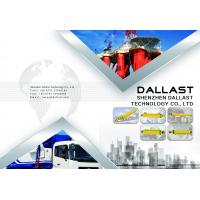 Buy cheap Earrings / Foot mounting DALLAST Telescopic Hydraulic Cylinder 16-32Mpa product