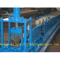 Buy cheap Rainwater Half Round Seamless Gutter Machine Water Gutter Cold Roll Forming Line product