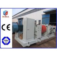 25-50 Kg Per Time Rubber Mixing Machine Durable With Hardened Gear Reducer