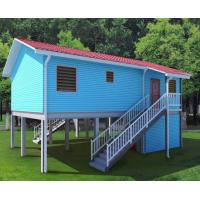 Buy cheap Good Space Utilization Portable Prefab Container House Strong Wind Resistant Cabin product