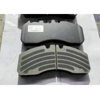 China Commercial Heavy Vehicle Brake Pads Less Metallic For European Bus on sale