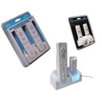 Buy cheap Dual Charge Station For Wii Remote Controller product