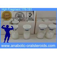 Buy cheap HGH Fragment 176-191Lyophilized Form (Dry Powder) Peptide For Weight Loss CAS 98319-26-7 product